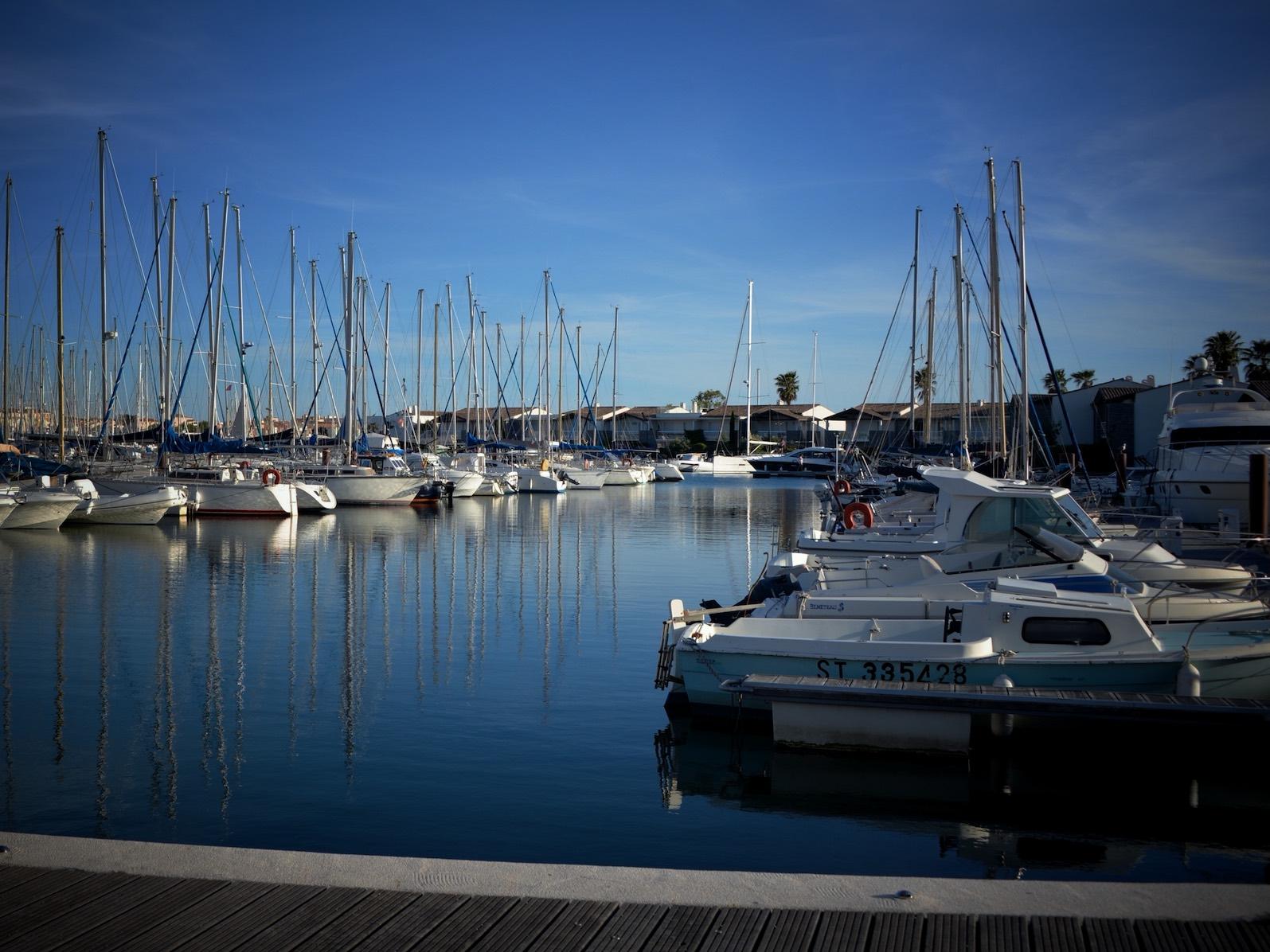 Centre port du Cap