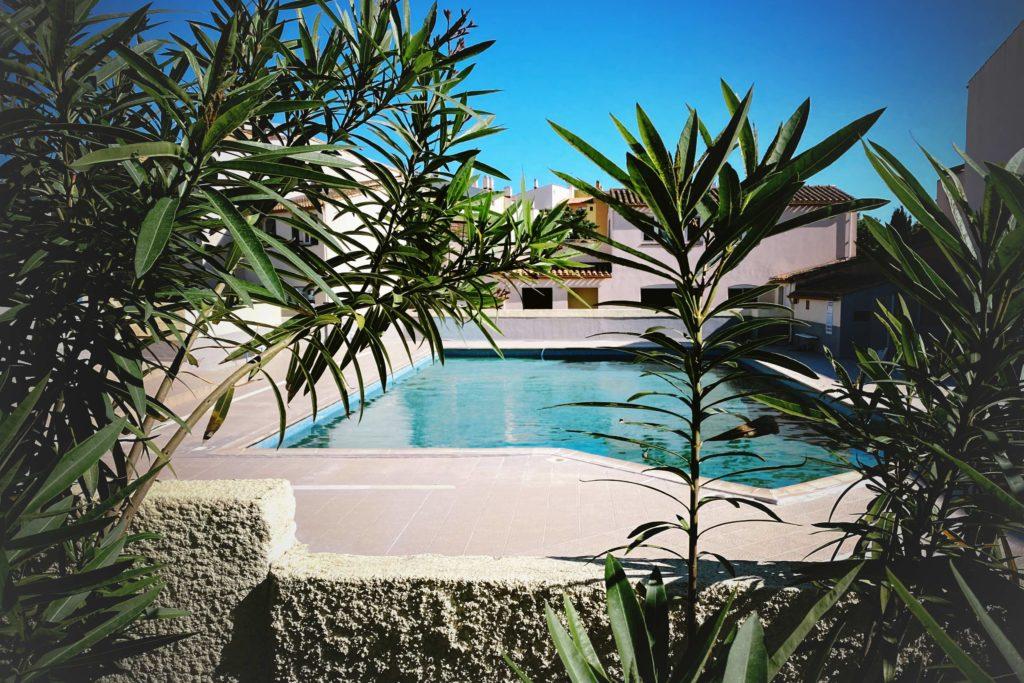 La Soulayla piscine résidence