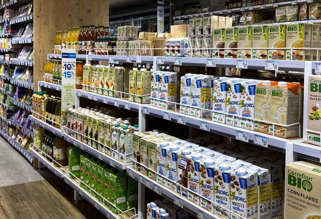 La Soulayla Carrefour Contact rayon produits bio