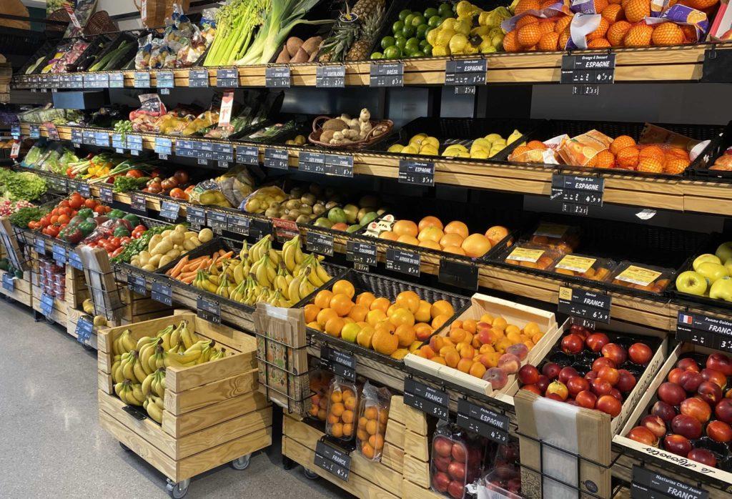 La Soulayla Carrefour Contact rayon fruits et légumes