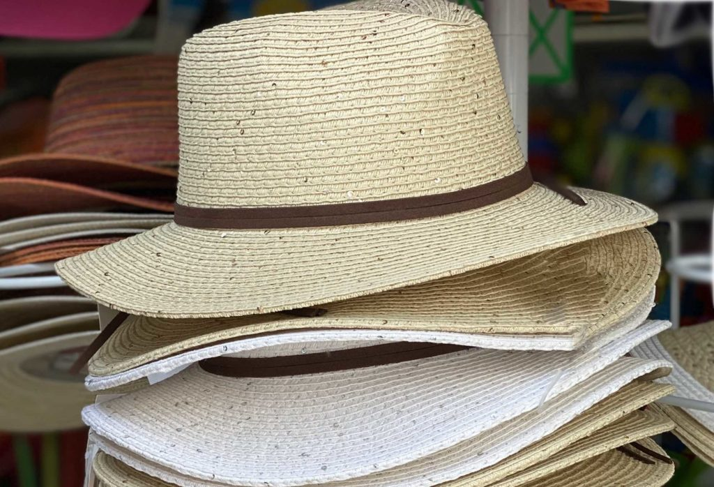 Pile de chapeaux