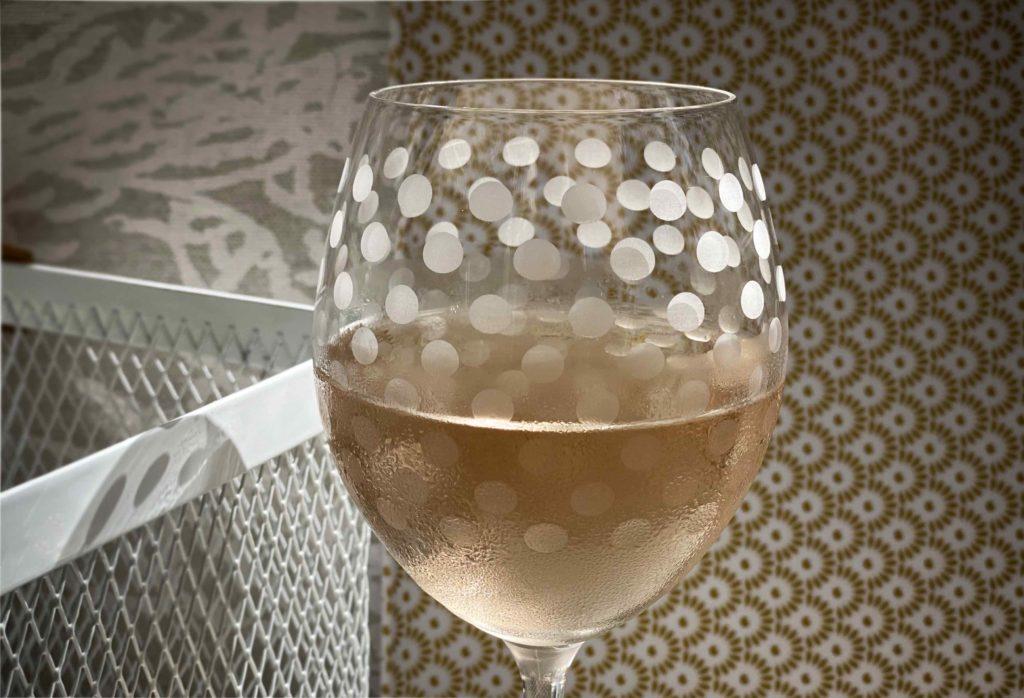 La Soulayla verre de rosé