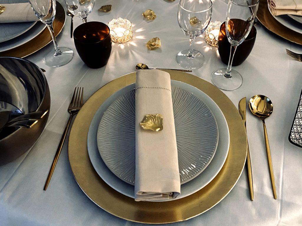 Assiette de fête à La Soulayal