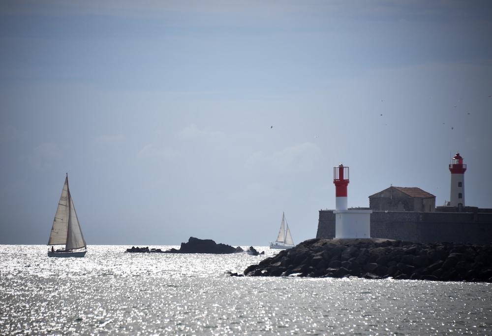 La Soulayla entrée du port du Cap d'Agde