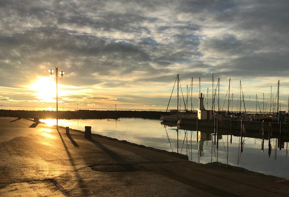 La Soulayla Marseillan port