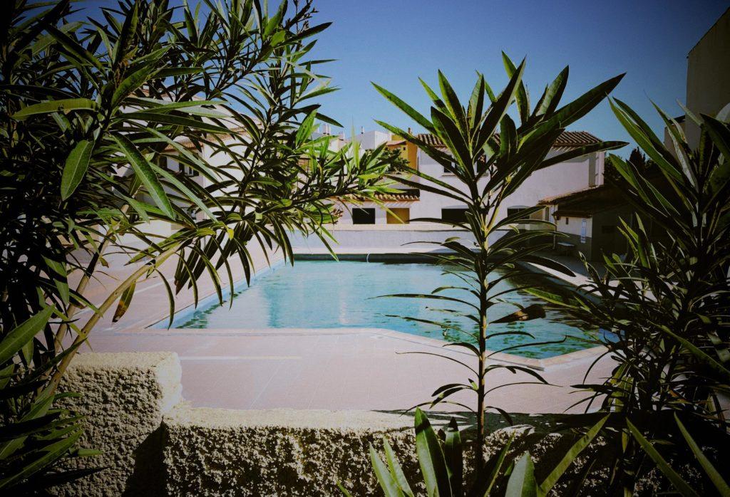 La Soulayla piscine de la résidence