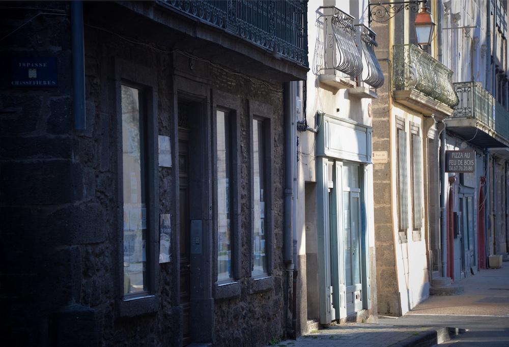 Rue André Chassefières à Agde
