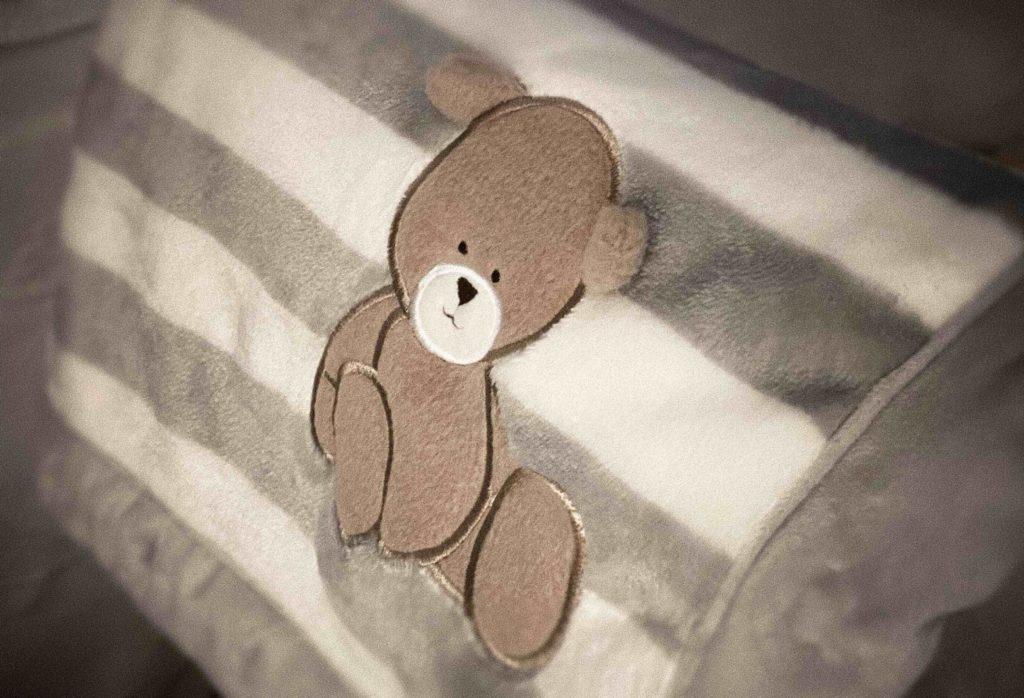 La Soulayla couverture lit bébé